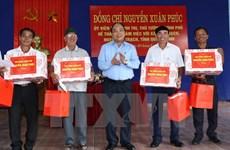 PM hails Quang Binh's commune for new rural development efforts
