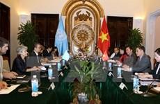 Vietnam hopes to tighten ties with UNESCO