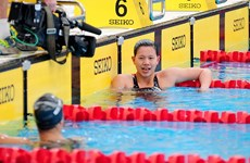 SEA Games 29: Swimmer Anh Vien bags fifth gold