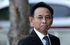 Ex-commerce minister of Thailand sentenced to 42 years in jail