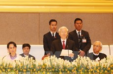 Joint statement on Vietnam-Myanmar comprehensive partnership