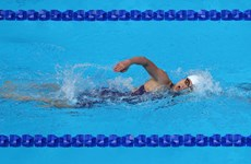 SEA Games 29: Swimmer Anh Vien wins two more gold