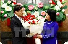 Vietnam honours professor Odon Vallet with Friendship Order