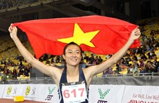 SEA Games 29: Vietnam bags more medals in athletics, shooting