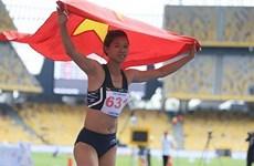 SEA Games 29: athletics, taekwondo take three gold medals