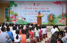 Painting contest promotes Vietnam-Denmark friendship