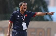 National men's football team has new coach