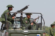 Myanmar: Violence escalates, thousands evacuate from Rakhine state