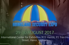 Vietnam kicks off first security expo in Hanoi