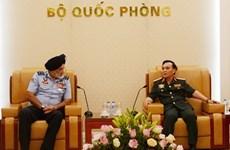 Training – bright spot in Vietnam-India defence ties
