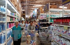 August CPI up 0.92 percent