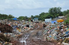 Rural areas face environmental pollution