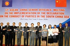 ASEAN, China to hold joint meeting on DOC implementation