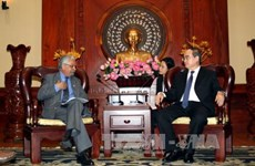 HCM City, UNDP boost cooperation