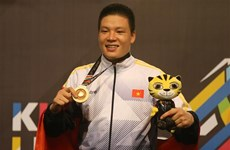 SEA Games 29: Vietnam at third place on August 29 tally