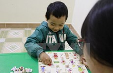 Traditional medicine methods treat autism in HCM City
