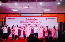 "Global campaign ""For all children"" launched in Hanoi"