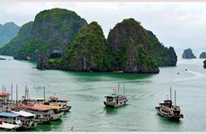 2.7 million foreigners visit Quang Ninh in eight months