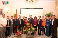 Vietnam's National Day marked in Germany, Canada