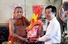 Memorial service held for deputy leader of Vietnam Buddhist Sangha