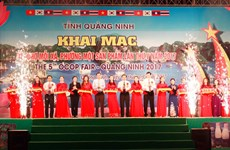 Quang Ninh opens fifth One Commune, One Product programme