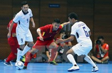 Vietnam's futsal team ready for Asian event