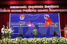 Vietnam to host Vietnam-Laos youth friendship meeting