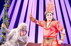 "New ""tuong"" troupe opens in Phu Yen"