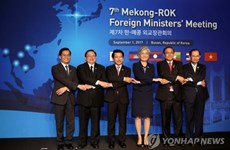 Mekong countries, RoK step up cooperation
