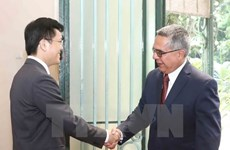 Vietnam, Cuba hold fourth political consultation in Hanoi
