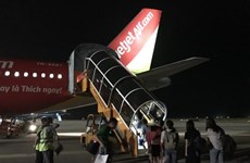 Vietjet carries 260,000 passengers during holiday