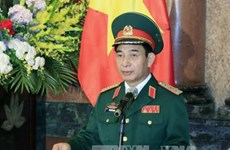 Asian-Pacific defense chiefs discuss future security environment