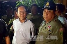 Cambodia: CNRP leader put in contemporary detention for treason