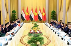 Vietnam, Egypt seal cooperation agreements