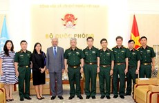 Vietnam's contributions to peacekeeping operations appreciated