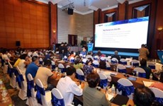 US company hosts workshop to increase Vietnamese SMEs leadership