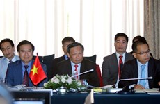 Regional tourism ministers meet in HCM City