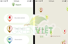 Smart phone app launched to protect Son Tra Nature Reserve