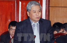 Former deputy governor of State Bank prosecuted