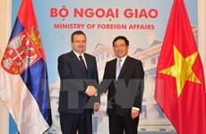 Vietnam, Serbia agree to build concrete cooperation framework