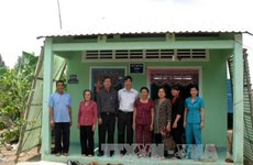 Tra Vinh allocates residential land for ethnic minority households