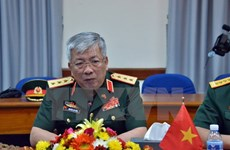 Vietnam, RoK intensify defence collaboration