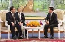 Hanoi, Phnom Penh urged to promote partnership