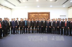 Cambodian leader hails Hanoi's support for Phnom Penh
