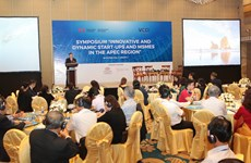 Symposium looks to foster innovative startups in APEC