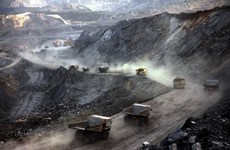 EVN reaches coal agreement with Vinacomin