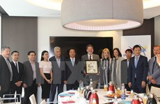 French firms learn about investment chances in Da Nang's hi-tech park
