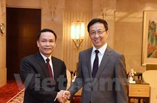 Vietnam, China share party building experience