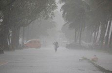 Philippines: storm Maring leaves four dead, six missing
