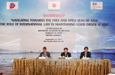 Workshop navigates towards free, open seas of Asia